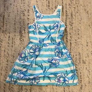Lilly Pulitzer Size 4 Striped Dress